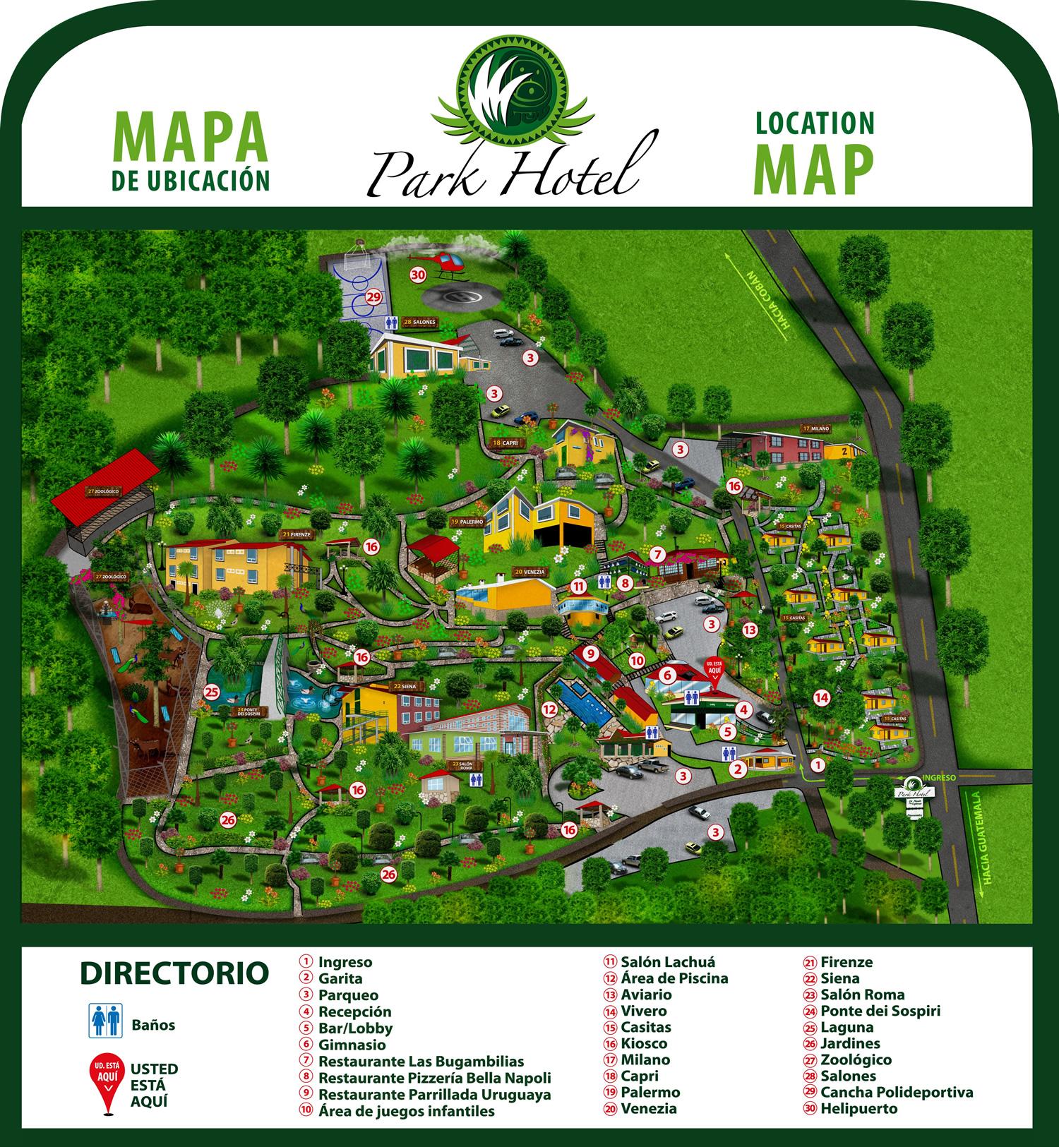 441-park-hotel-resort-mapa