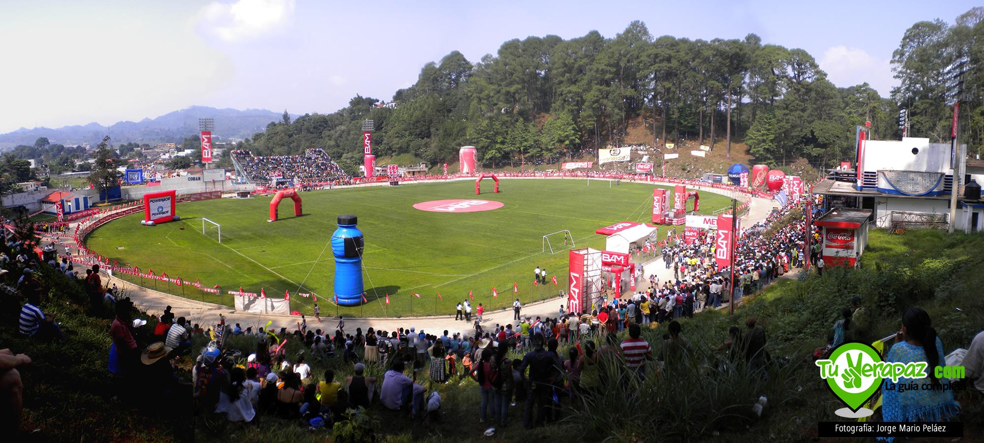 """La competencia termina en el Estado Verapaz """"José Ángel Rossi"""" - Foto: Jorge M. Peláez 2011"""
