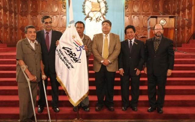 Fundadores del Medio Maratón Internacional de Cobán - Foto: www.soy502.com