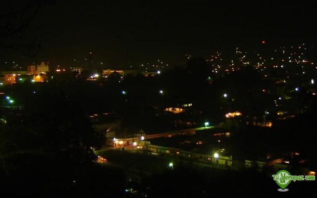 Pasar la noche en Cobán no es un problema con la amplia capacidad hotelera.  Excepto para la Media Maratón Internacional de Cobán - Foto: Jorge M. Peláez Q.