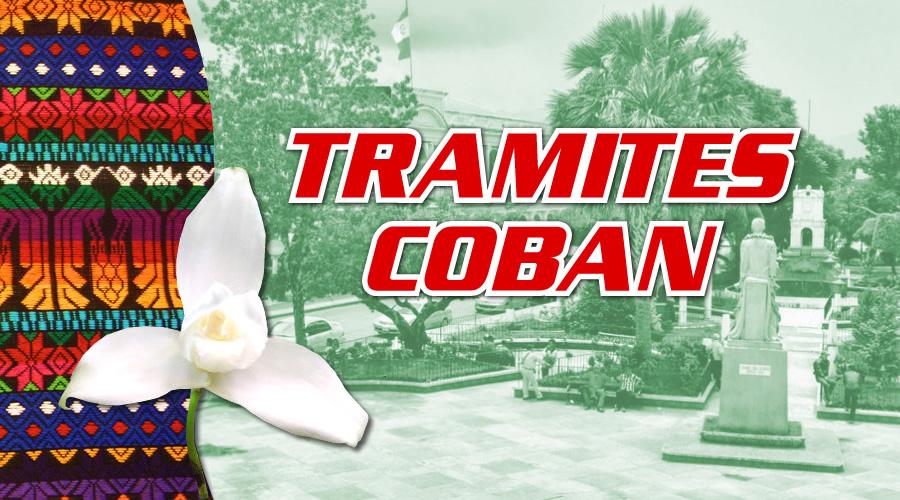 Trámites Cobán