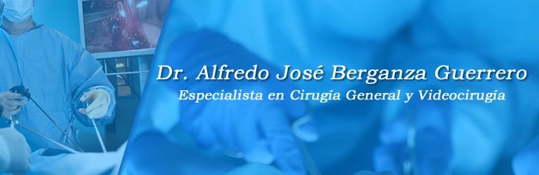 Dr. Alfredo José Berganza Guerrero