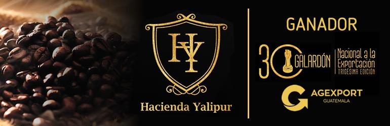 Café de Hacienda Yalipur