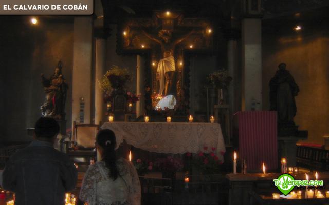 El Calvario de Cobán - Foto13 devocion