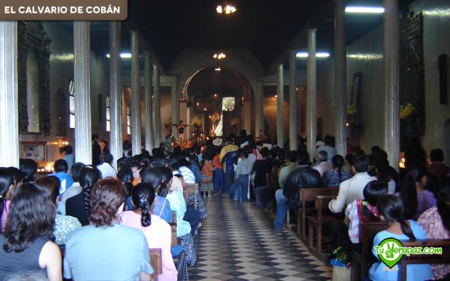 Celebración del Cristo Negro de Esquipulas. Foto: Erick Sierra - 2006
