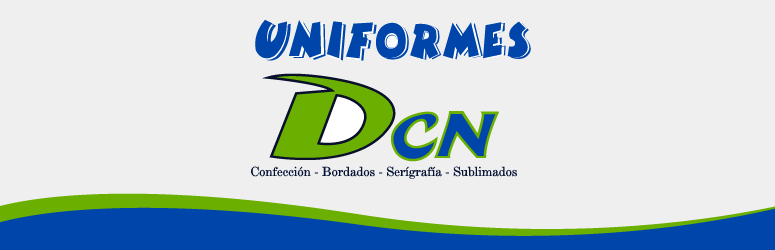 Uniformes DCN - Dios Con Nosotros