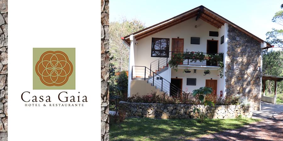 Casa Gaia - Hotel y Restaurante