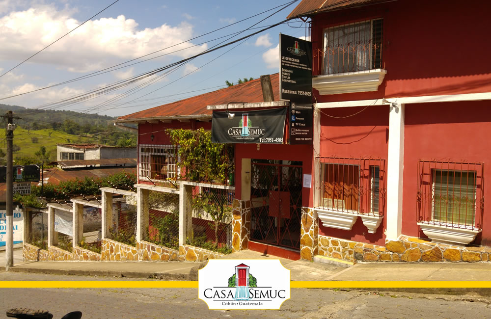 402 - Hotel Casa Semuc Cobán foto 015