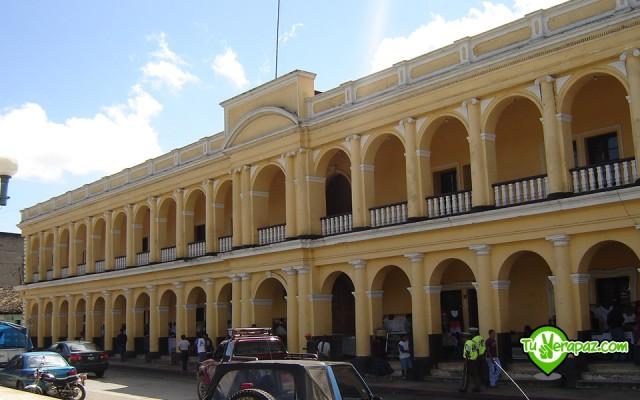 Guía Turística Verapaces - 009 Palacio de Gobernación de Cobán