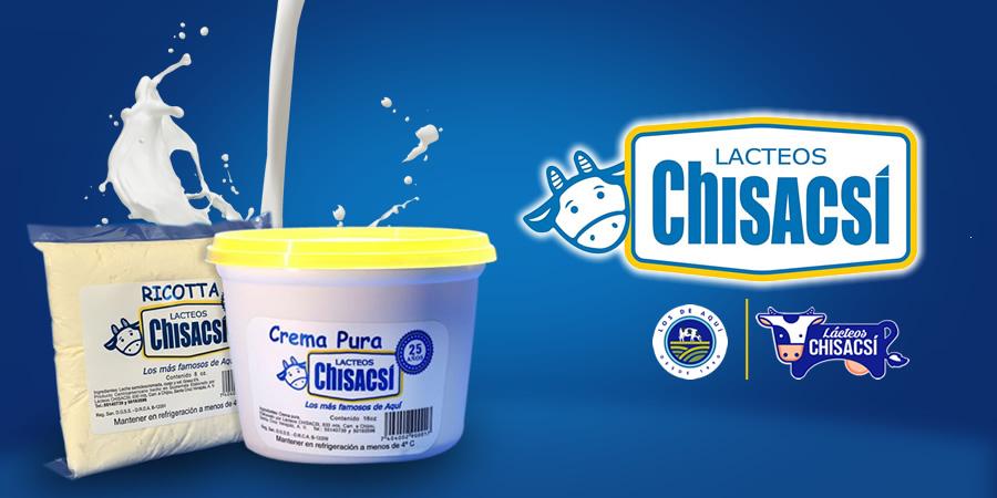 Lácteos Chisacsi