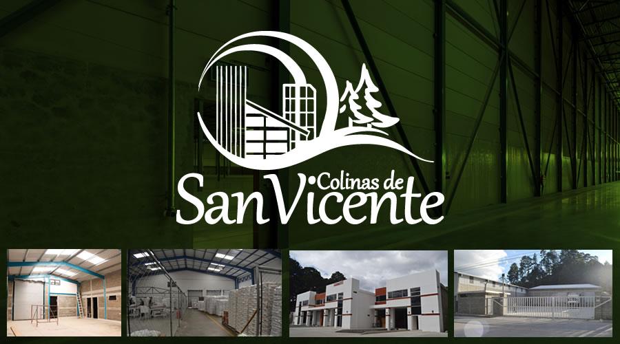 Colinas de San Vicente