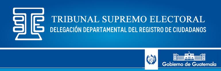 TSE - Tribunal Supremo Electoral Verapaz