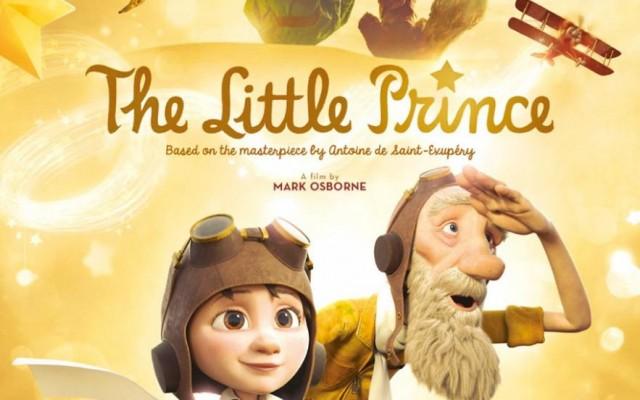 El Principito - Poster de la película 2015
