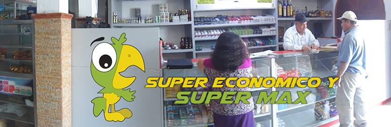 Despensa Super Económico y Super Max