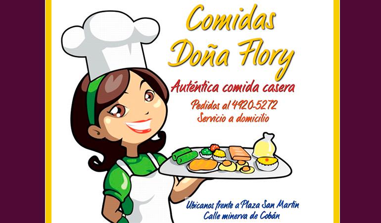 Comidas Doña Flory