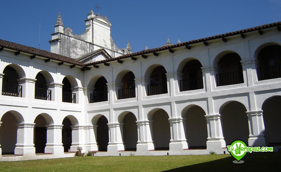 Guía Turística Verapaces - 030 Catedral y convento de Santo Domingo