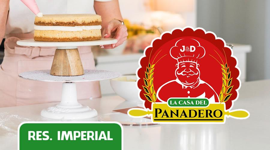 JyD La Casa del Panadero - Residenciales Imperial