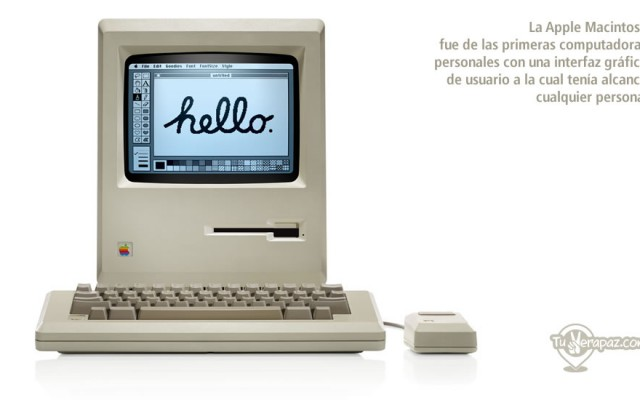interfaces graficas de usuario apple macintosh