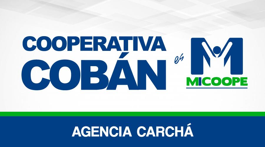 Cooperativa Cobán - Agencia Carchá