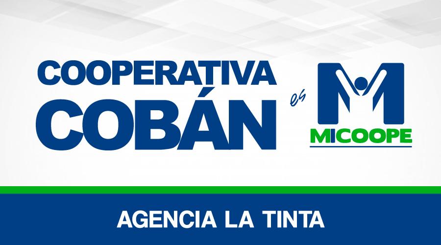 Cooperativa Cobán - Agencia La Tinta