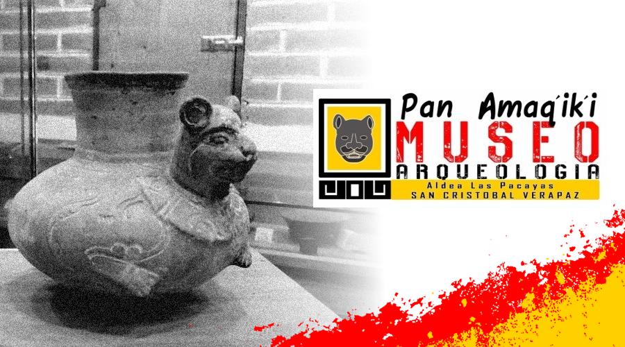 Pan Amaq'ik'i - Museo de Arqueología