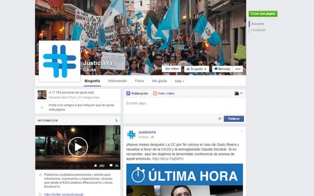 elecciones2015 - foto01 justiciaya