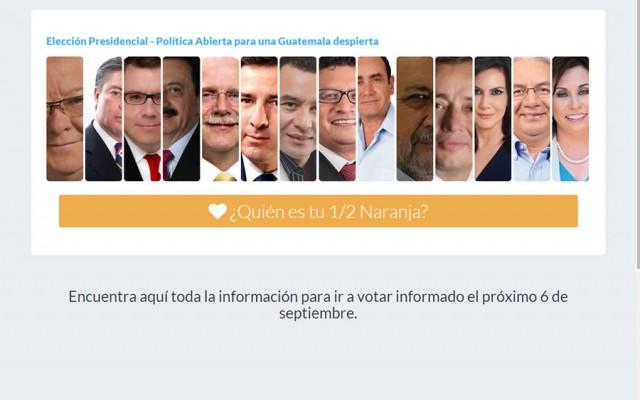 elecciones2015 - foto02 candidatos
