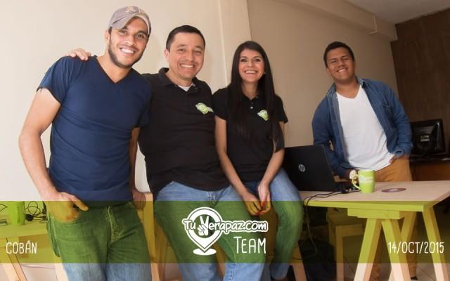 tuverapaz team octubre 2015