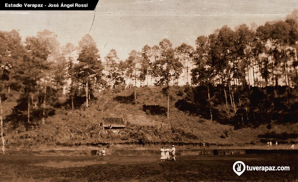 01 - Estadio Verapaz José Ángel Rossi decada principos de la decada de1930