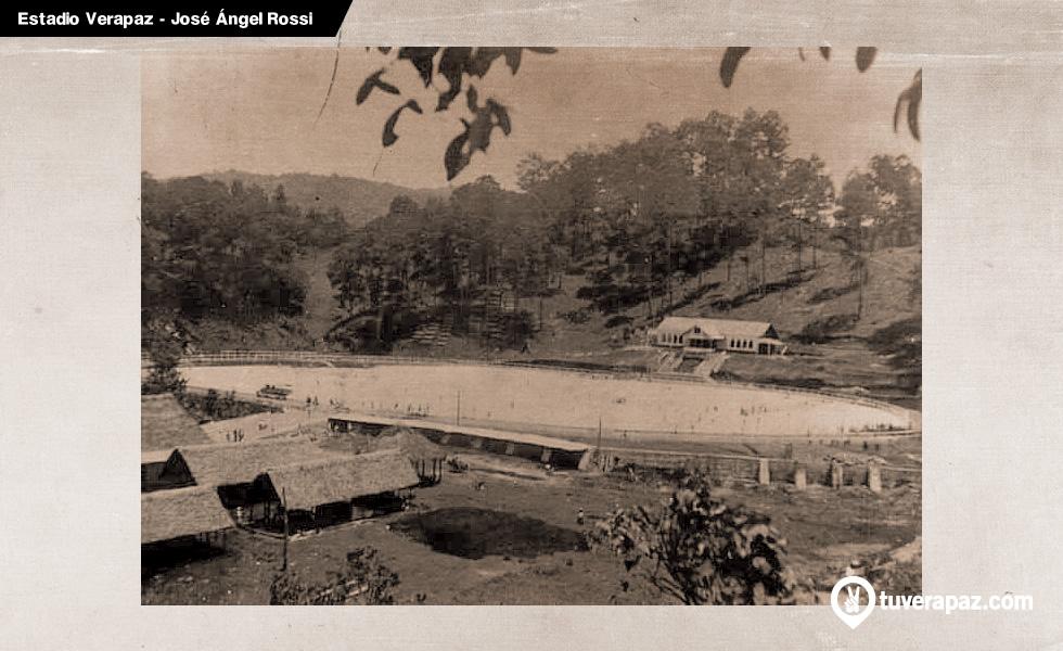 02 - Estadio Verapaz José Ángel Rossi decada principos de la decada de1930 B