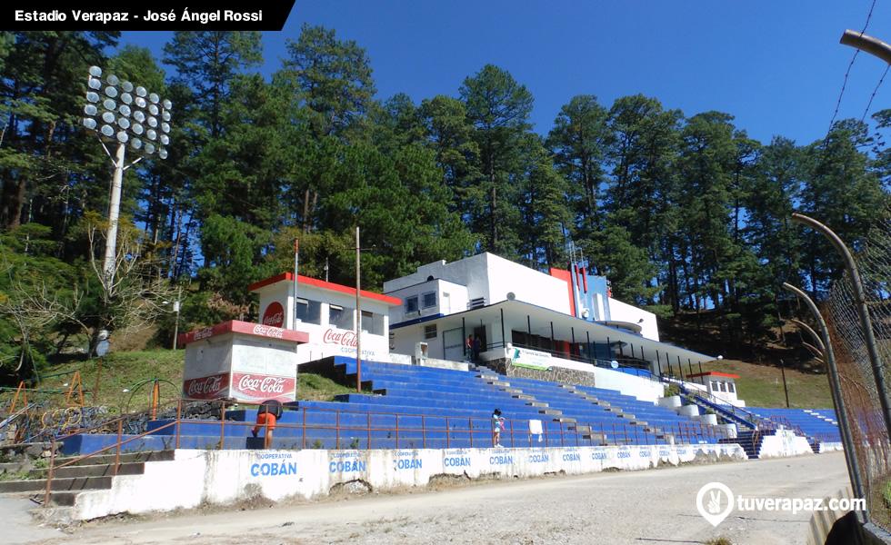 11 - Estadio Verapaz José Ángel Rossi tribuna y graderio diciembre2015