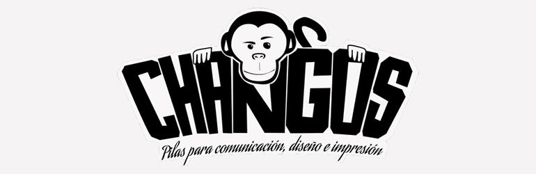 Changos, pilas para comunicación diseño e impresión