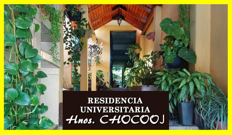 Residencia Universitaria Hnos. Chocooj