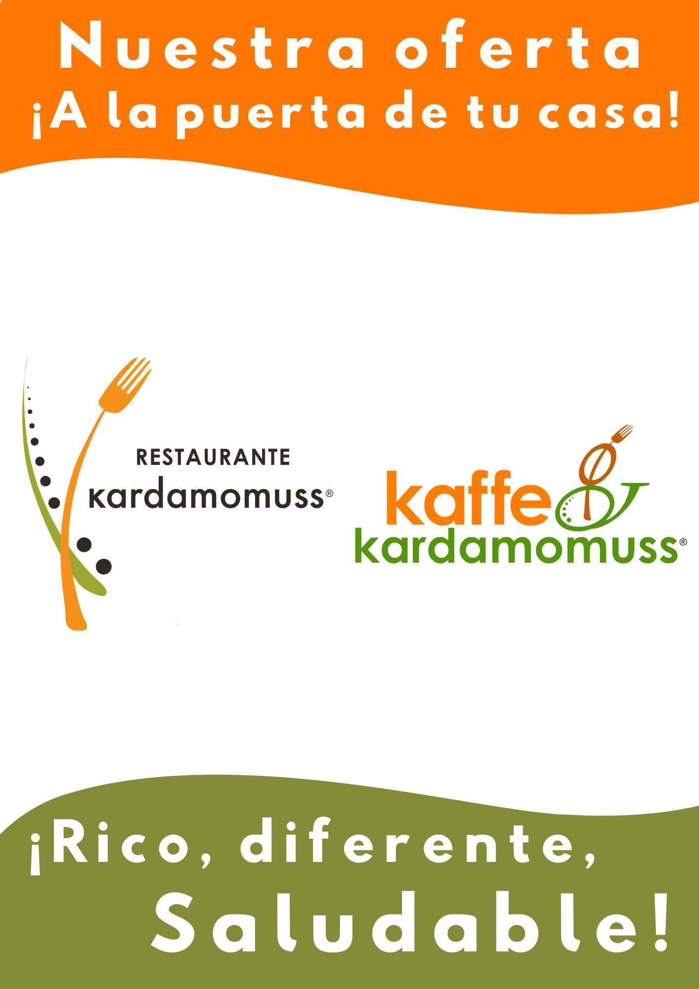 Restaurante Kardamomuss Domicilio
