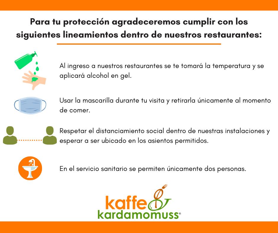 Restaurante Kardamomuss Domicilios