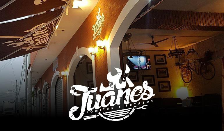 Juanes - Lomitos y Puyasos