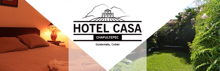 Hotel y Café Casa Chapultepec