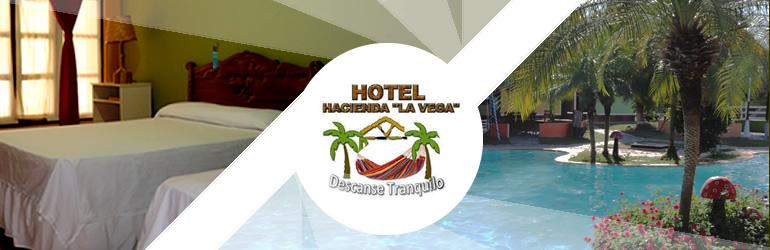 Hotel, Restaurante y Turicentro Hacienda La Vega