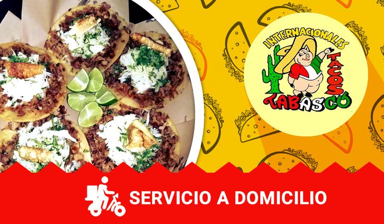 Tacos Tabasco El Jardín