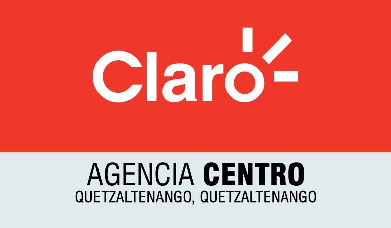 Claro – Agencia Centro - Quetzaltenango