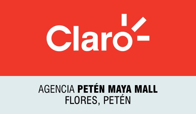 Claro - Agencia Petén