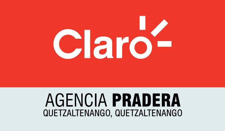 Claro – Agencia Pradera - Quetzaltenango