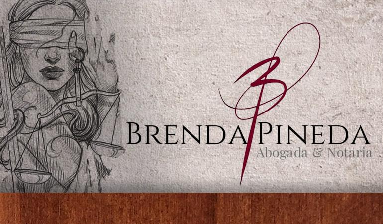 Abogada y Notaría Licenciada Brenda Pineda