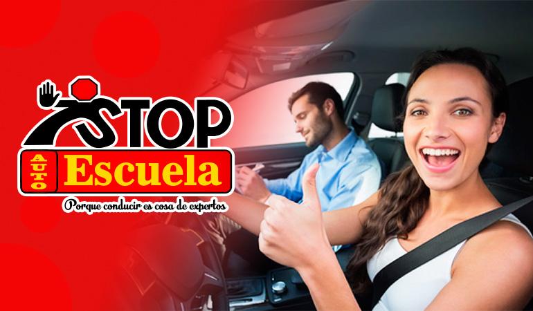 Stop Auto Escuela