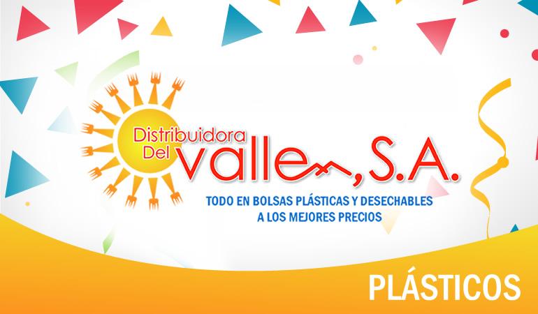 Distribuidora del Valle Plásticos