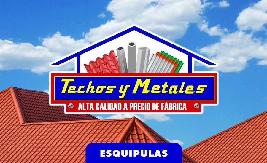 Techos y Metales de Oriente