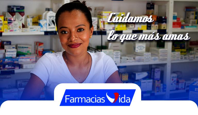 Farmacias Vida