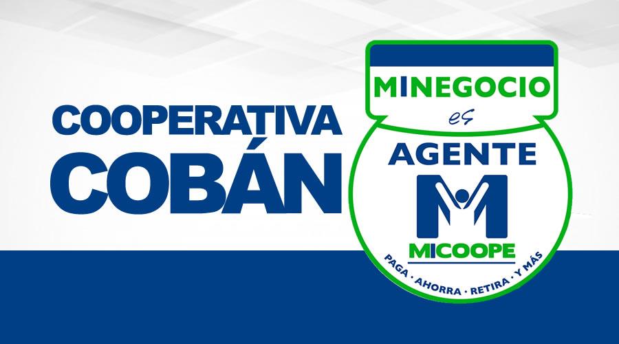Cooperativa Cobán - Agente