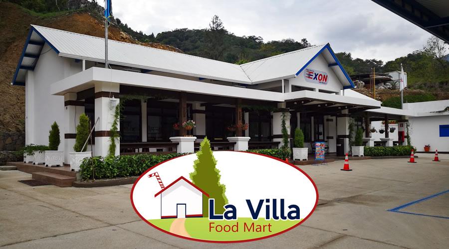 Food Mart La Villa