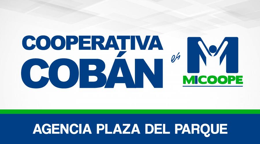 Cooperativa Cobán - Agencia Plaza del Parque